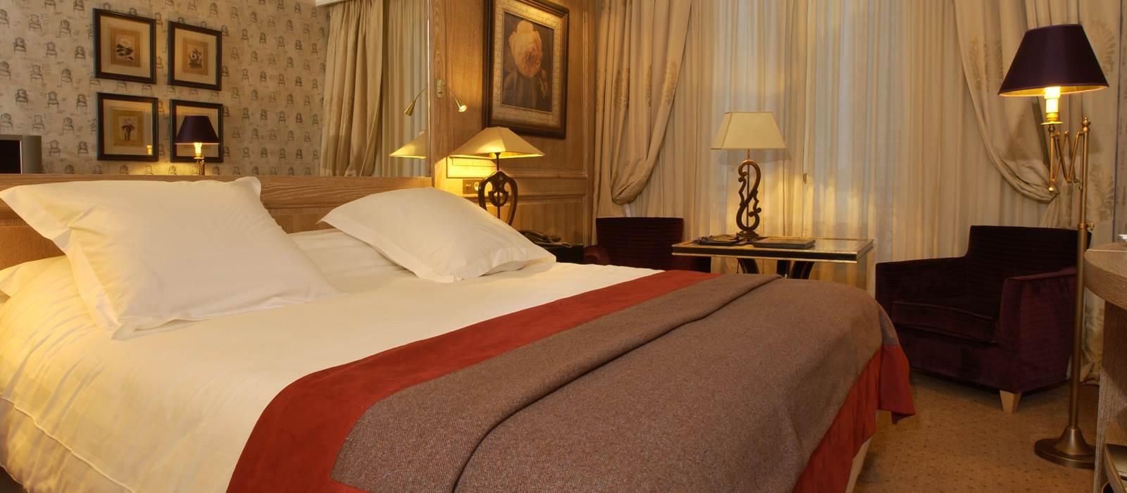 Hotel Amarante Paris